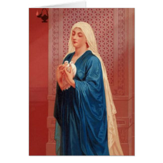 Women In The Bible - Mary (Mother of Jesus) Card