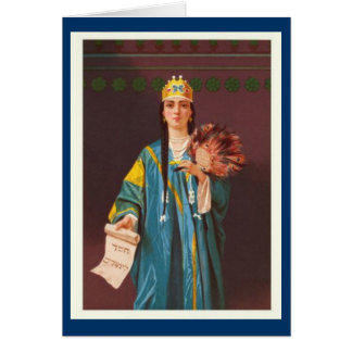 Women In The Bible -  Queen Esther Greeting Card