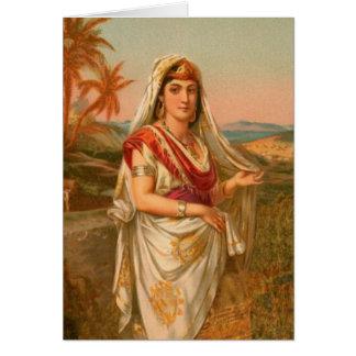 Women In The Bible - Sarah The Princess Card