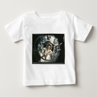 Women in the Workplace during WWII Baby T-Shirt