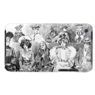 Women Jurors 1902 iPod Touch Case-Mate Case