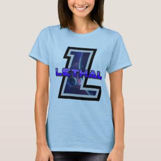 WOMEN LETHAL CLAN LOGO T-SHIRT