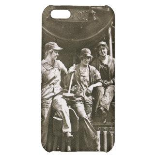 Women Locomotive Mechanics 1918 WWI iPhone 5C Case