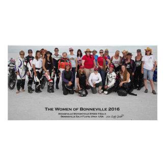 Women of Bonneville card