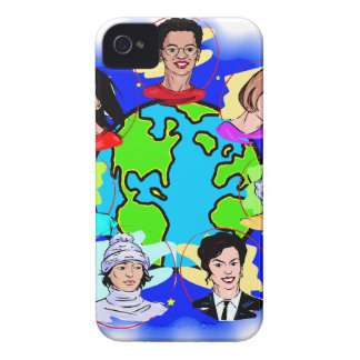 Women of the World Case-Mate iPhone 4 Case