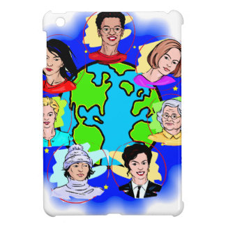 Women of the World iPad Mini Cover