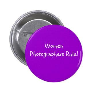 Women Photographers Rule! - Button