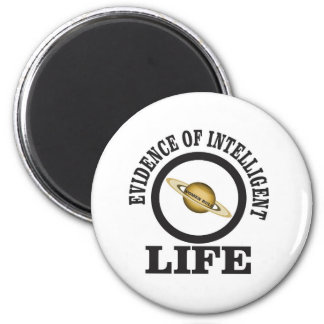 women rule intelligent life magnet