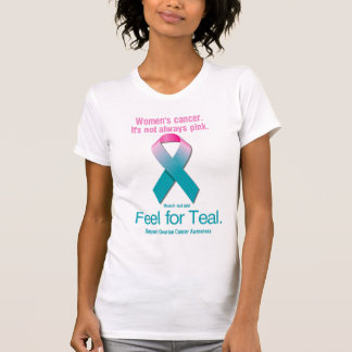 Women s Cancer It s not always pink Tees