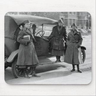 Women s Radio Corps 1919 Mousepad