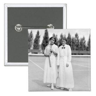 Women s Tennis Champions 1913 Button