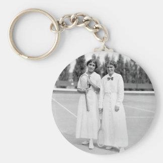 Women s Tennis Champions 1913 Key Chains