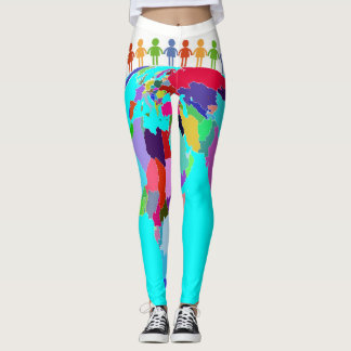 Women United Design 2 Leggings