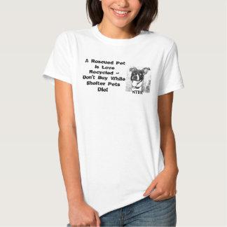 Women Volunteer T-shirts