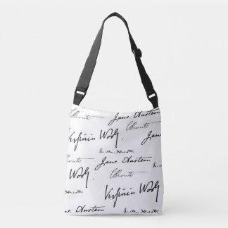 Women Writers Crossbody Bag