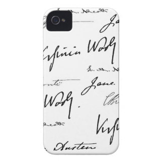 Women Writers iPhone 4 Cases