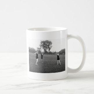 Women's 1920s Golf Fashion Mug