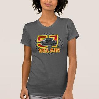 Women's 1957 Chevy Belair Shirt. T-Shirt