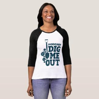 Women's 3/4 Sleeve Classic Baseball T-Shirt