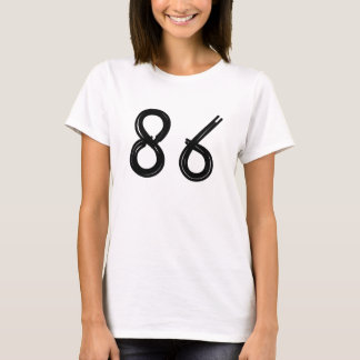 Womens 86 Skid Design T-Shirt