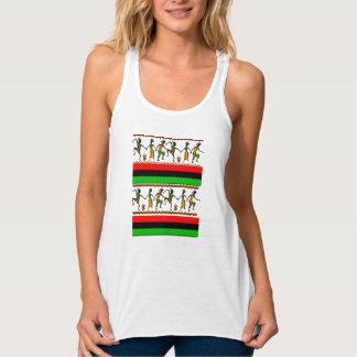 womens african tank top shirt