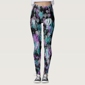 Women's All-Over Printed Leggings