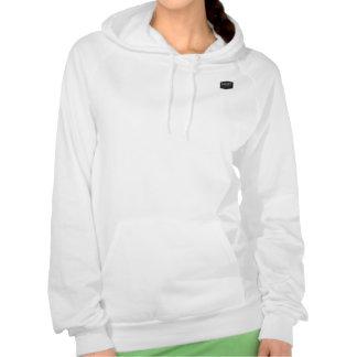 Women's American Apparel Flex Fleece logo1 Sweatshirt