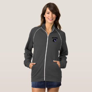 Women's American Apparel Pantone Track Jacket