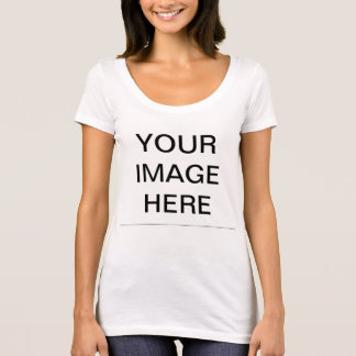 Women's American Apparel Poly-Cotton T-Shirt