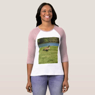Women's animal t-shirt