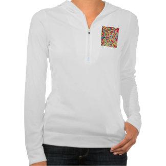 Women's artistic Hoddies. Sweatshirts