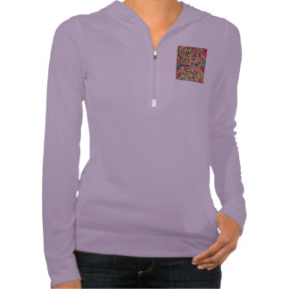 Women's artistic Hoddies. Shirt