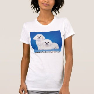 Women's Ask Me About Profesional Pet Grooming T T-Shirt
