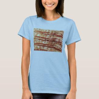 Women's BACON t-shirt! T-Shirt