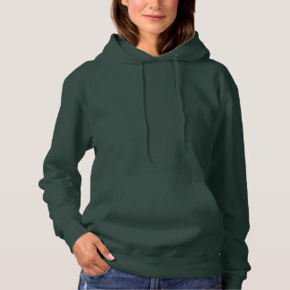Women's Basic Hooded Sweatshirt 10 Colour CHOICES