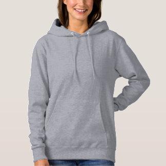 Women's Basic Hooded Sweatshirt Enjoy