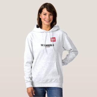 Women's Basic Hooded Sweatshirt in Ash