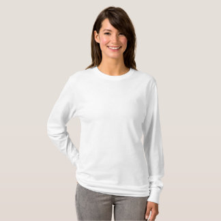 Women's Basic Long Sleeve T-Shirt Comfortable