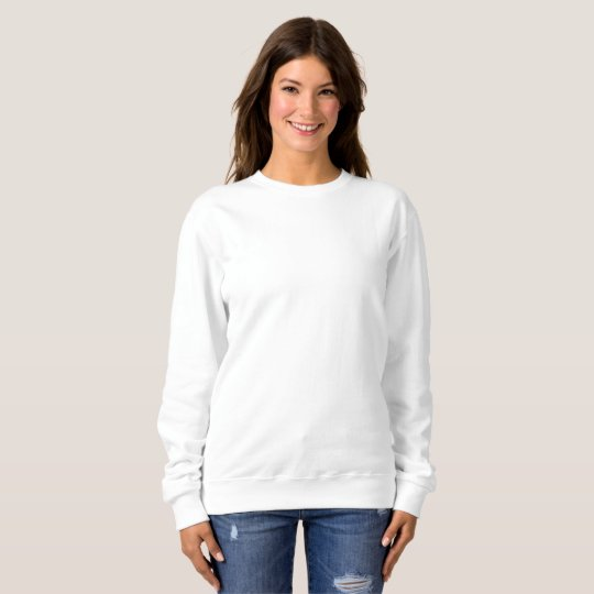 Women's Basic Sweatshirt Brave