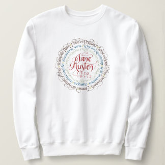 Women's Basic Sweatshirt - Jane Austen Adaptations