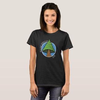 Women's Basic T-shirt - Bane Union Tree Song