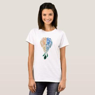 Women's Basic T-Shirt Lion Dreamer