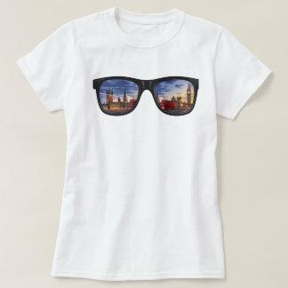 Women's Basic T-Shirt, London view T-Shirt