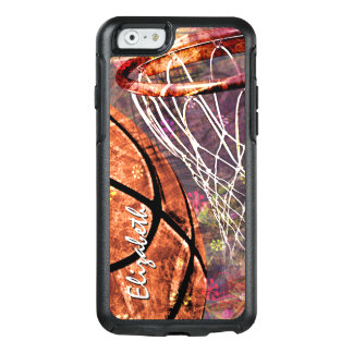 Women's Basketball graphics composite OtterBox iPhone 6/6s Case