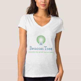 Women's Beacon Tree T-Shirt with KickStigma