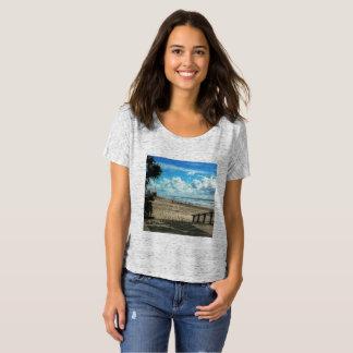 Women's  Bella Canvas Slouchy Boyfriend T Shirt. T-Shirt