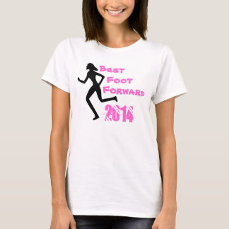 Women's Best Foot Forward 2014 T Shirt