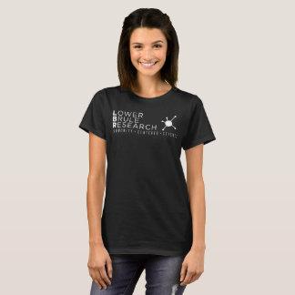 Women's Black and White T-shirt