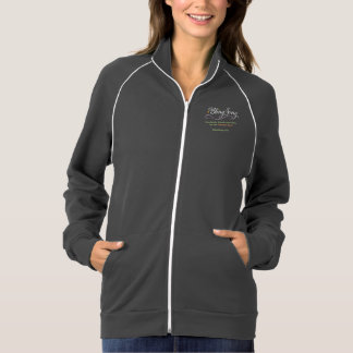 womens BlingSong team jacket