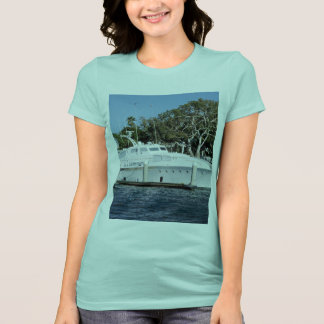 Women's boat t-shirt